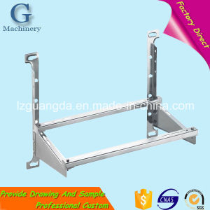 Sheet Metal Bending Parts of Air Conditioner Bracket