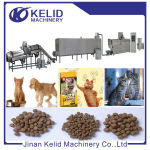 Fully Automatic New Pet Snacks Food Extruder Machine pictures & photos
