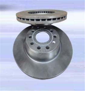 High Quality Auto Brake System Brake Disc for Germany Car Parts 221 421 10 12 pictures & photos