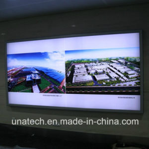 Media Image Outdoor Indoor Advertising Acrylic LED Light Billboard Construction pictures & photos