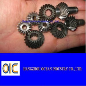 Small Size Differential Bevel Gear pictures & photos