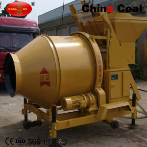 Jzf350-a Hydraulic Small Drum Concrete Mixer Mixing Machine with 20 Years Experience pictures & photos