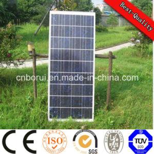a-Grade Cell High Efficiency Cheap Price 245W 12V 36V Mono Poly Solar Panel pictures & photos