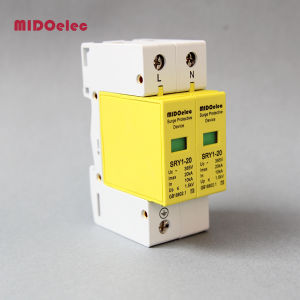Factory Offer SPD for Power 24V Signal Phase pictures & photos