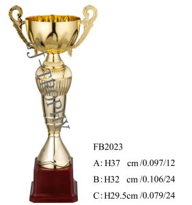 Metal Decoration Trophy Fb2023 pictures & photos