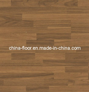 AC4 HDF Fire Resistant Waxed Waterproof Laminate Wood Flooring pictures & photos