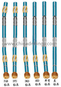 API Downhole Drilling Mud Motor in Oil Drilling pictures & photos