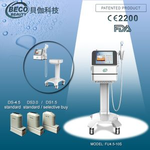 Hifu Hifu Skin Tightening Face Lifting Anti Aging Hifu Machine (FU4.5-10S) pictures & photos