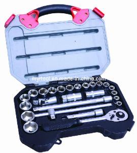 New Item-1/2dr 25PCS Socket Wrench Tool Kit pictures & photos