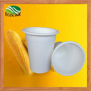 Disposable Cornstarch Cup 6oz 170ml pictures & photos