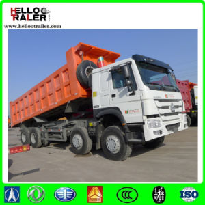 Sinotruk HOWO 8X4 371HP Dump Truck pictures & photos