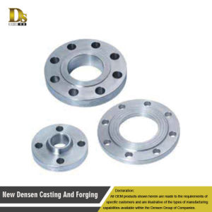 Carbon Steel Flange Forged Parts Forging Foundry Provide High Quality Fored Flange pictures & photos