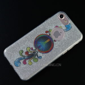 Bling Powder Glitter Custom Cell Phone Case for iPhone 7 pictures & photos