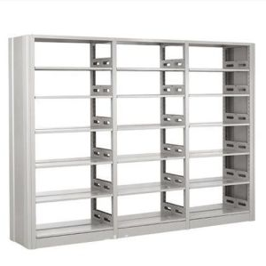 Factory Best Price Library Furniture Metal Book Shelf MDF-Wood Book Shelf pictures & photos