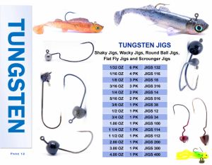 Bass Fishing Tungsten Flipping Weights pictures & photos