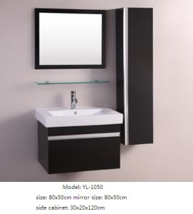 Modern Bathroom Cabinet with Mirror pictures & photos