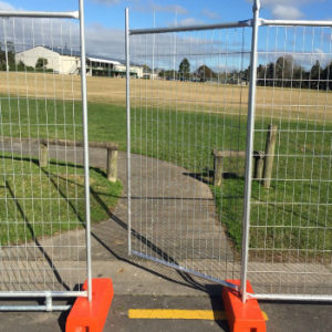 ASTM4687-2007 Hot DIP Galvanized 2.1X2.4m Temporary Fencing for Australia pictures & photos