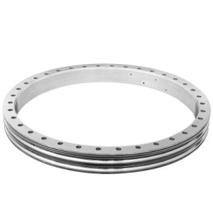 High Quality Double-Row Ball Outer Gear Slewing Ring with ISO 9001 pictures & photos