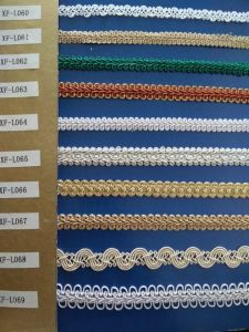 Fashion Ribbon for Curtain/Table Cloth pictures & photos