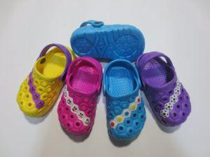 Latest EVA Chidren Garden Shoes EVA Clogs 18-29 (LW7 (8)) pictures & photos
