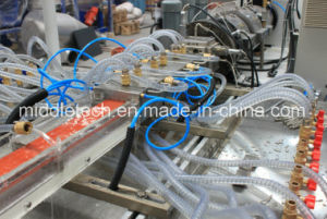 Plastic and Wood / WPC Profile Extruder Machine pictures & photos