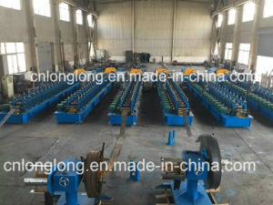 Bracket and Guide Rail Roll Forming Machine pictures & photos