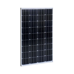 100W Mono Solar Panel with High Quality pictures & photos