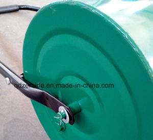 Metal Water Filled Garden Lawn Roller pictures & photos