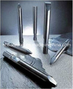Excavators Hydraulic Breaker Spare Parts/Chisels pictures & photos