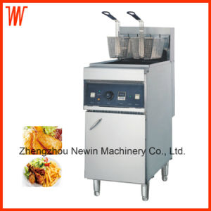 Commercial Standing Electric Fryer pictures & photos