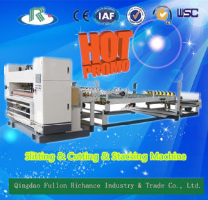 Hdc-15A Type Nc Slitter & Nc Cutter & Stacker pictures & photos