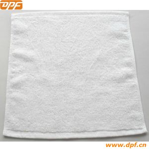 Cotton Face Towel in 30*30cm Size (DPF6365) pictures & photos