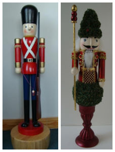 Custom Large Wooden Soldier Toy Figurines pictures & photos