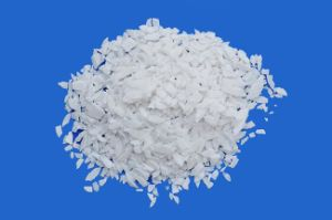Food Grade Calcium chloride Flake 74% pictures & photos