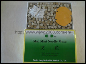 Mac Mini Needle Moxa -500PCS (B-6C) Acupuncture pictures & photos