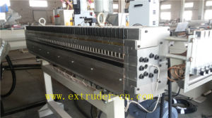 The Most Advanced Wood Plastic Plate/Multiwall Hollow Sheet Extrusion Line pictures & photos