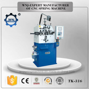 Tk-316A Spring Coiling Machine