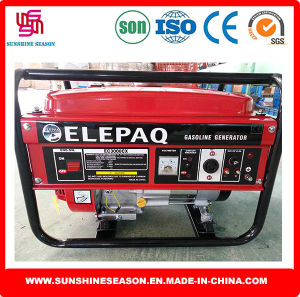 Elepaq Brand Gasoline Generator (EC3000CX) for Home Power Supply pictures & photos