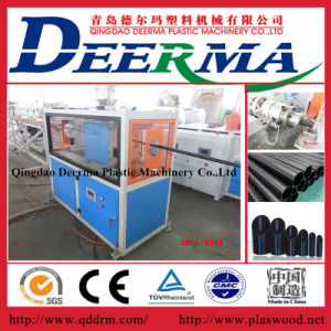 PE Pipe Production Line/HDPE Pipe Extrusion Machine/Line