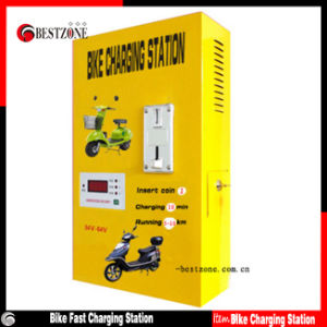 Electric Bicycle/Bike Fast Charging Station pictures & photos