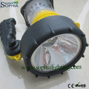 Camping Emergency Light, LED Hiking Light, LED Search Light, LED Head Light pictures & photos