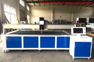 Customized Cutting Table of Water Jet Cutting Machine with Nice Quality pictures & photos