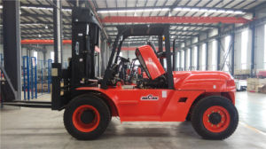 10ton Diesel Forklift Truck with CE and ISO (CPCD100F)