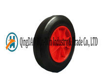 8 Inch Solid Rubber Wheels for Wb0201 pictures & photos