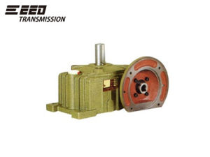 Wpdo Worm Gear Speed Reducer pictures & photos
