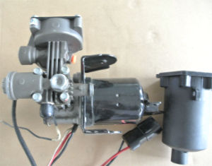 Air Suspension Compressor, Used on 2005-2011 Land Rover Range Rover Lr3 Lr4