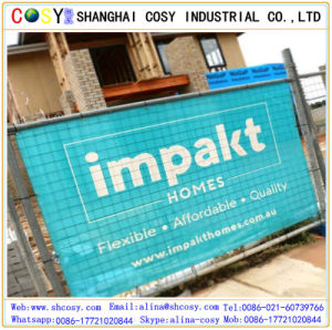 PVC Mesh Banner for Digital Printing pictures & photos