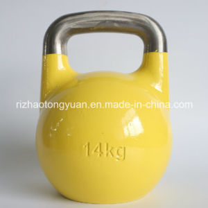 14kg Competition Kettlebell pictures & photos