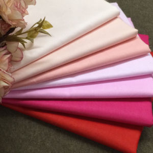 100% Cotton Twill Fabric for Garment