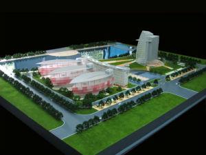3D Scale Model Building_Commercial Models (JW-127) pictures & photos